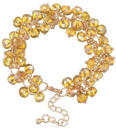 Купить Браслет Happy Charms Family, цвет: золотистый, желтый. NODM0065