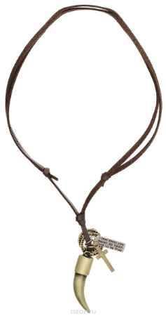 Купить Кулон женский Mitya Veselkov Клык и крест. PDV-135