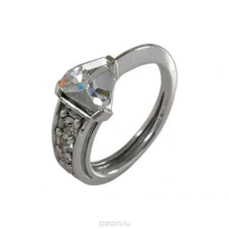 Купить Jenavi Коллекция Бриллианты, Карат (Кольцо), цвет - серебро, белый, размер - 18