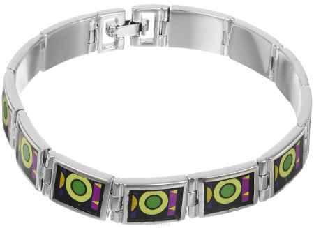 Купить Браслет Art-Silver, цвет: серебряный, мультиколор. ФБ330-490