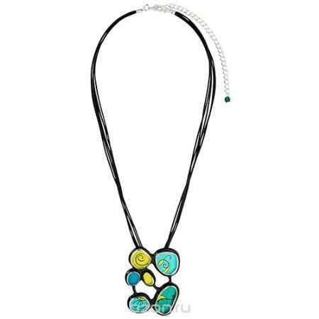 Купить Кулон Lalo Treasures Dragonfly IV, цвет: зеленый. P4544-1