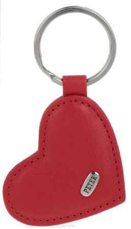 Купить Брелок женский Petek 1855, цвет: красный. 1503.SN.10
