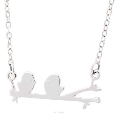 Купить Jenavi, Коллекция Young 2, Хэмс (Кулон), цвет - серебряный
