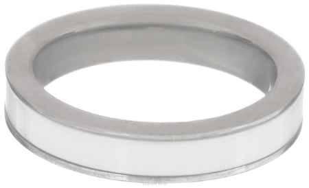 Купить Кольцо Art-Silver, цвет: белый, серебристый. CR056-675. Размер 18