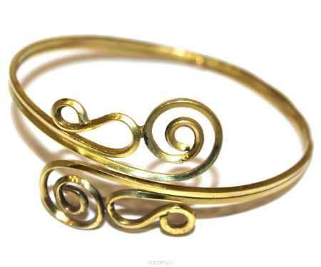 Купить Браслет Ethnica, цвет: золотой. 245065