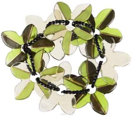 Купить Браслет Lalo Treasures Wish you were here, цвет: зеленый. B2443-1