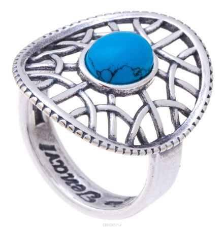 Купить Jenavi, Коллекция Feather, Феза (Кольцо), цвет - серебро, , размер - 19