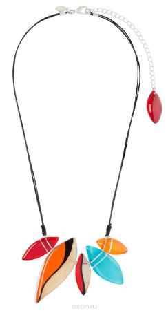 Купить Кулон Lalo Treasures Revolution IV, цвет: красный, оранжевый. P4524-2