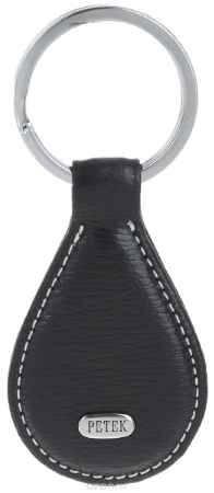 Купить Брелок Petek 1855, цвет: черный. 529.46RU.01