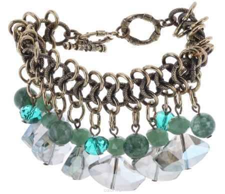Купить Браслет Avgad, цвет: бронзовый, зеленый. BR77KL166