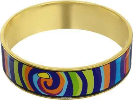 Купить Браслет Art-Silver, цвет: золотой, мультиколор. ФБб122-470