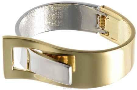 Купить Браслет Taya, цвет: золотистый, серебристый. T-B-10833