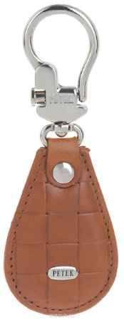 Купить Брелок женский Petek 1855, цвет: карамельный. 508.023.37