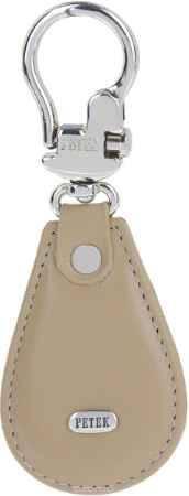 Купить Брелок женский Petek 1855, цвет: бежевый. 508.4000.13