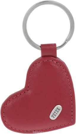 Купить Брелок женский Petek 1855, цвет: бордовый. 1503.4000.10