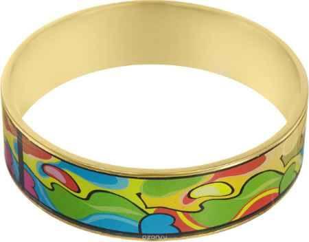 Купить Браслет Art-Silver, цвет: золотой, мультиколор. ФБб123-470