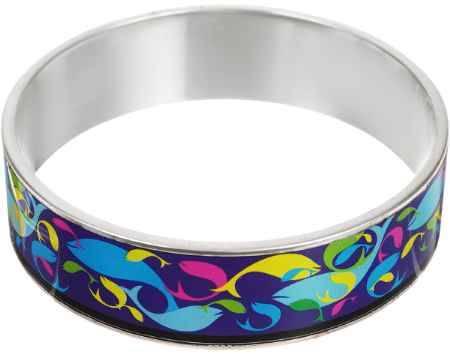 Купить Браслет Art-Silver, цвет: серебряный, мультиколор. ФБб114-1-470