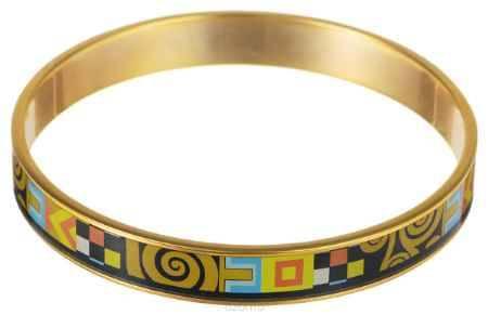 Купить Браслет Art-Silver, цвет: золотистый, мультиколор. ФБм111-320