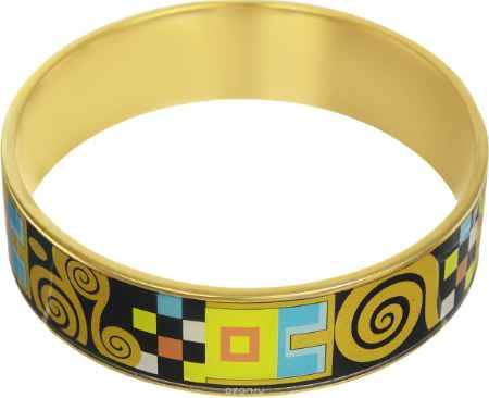 Купить Браслет Art-Silver, цвет: золотой, мультиколор. ФБб109-470