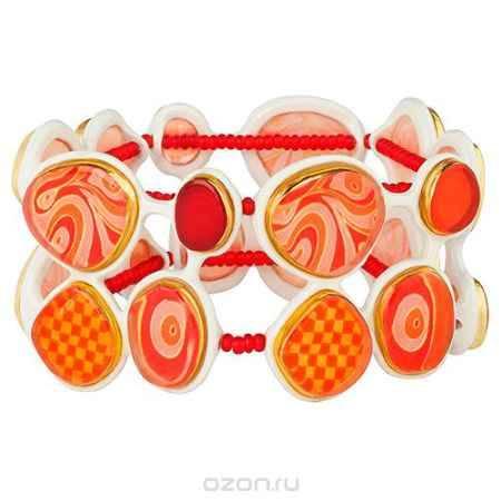 Купить Браслет Lalo Treasures Dragonfly IV, цвет: красный. B2544-2