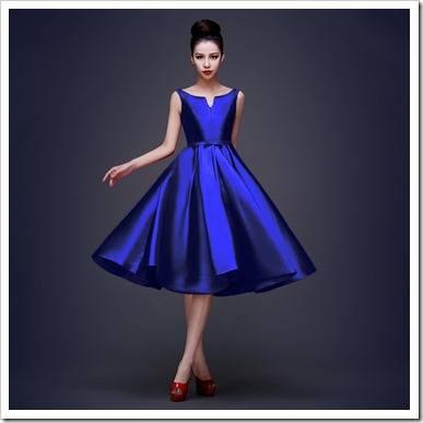 Как самому сшить нарядное платье