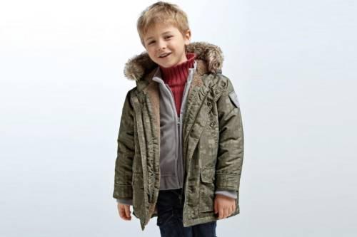 Как подобрать куртку для мальчика