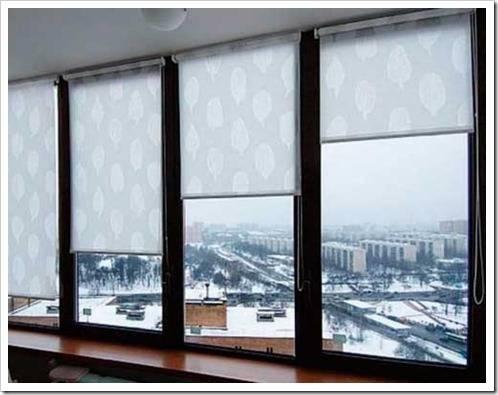 Тканевые ролеты на окна: чем они лучше обыкновенных жалюзи?