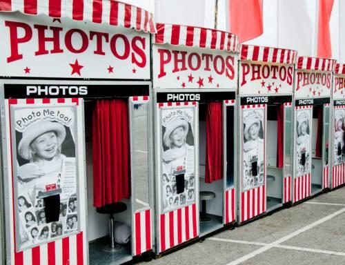 Фотобудка, как бизнес