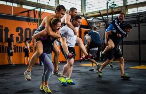 Отличия кроссфит-тренировок