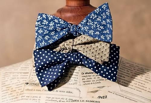 Как сделать галстук бабочку