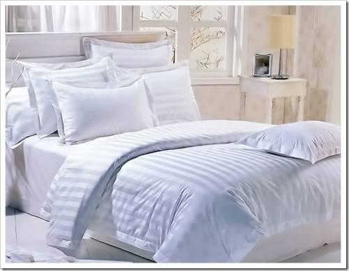 Как ухаживать за постельным бельём?