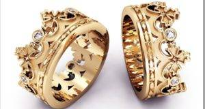 Какой металл лучше подобрать для обручального кольца?