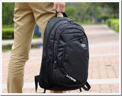 Вес рюкзака и наушники