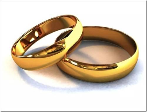 Нужно ли снимать обручальные кольца?