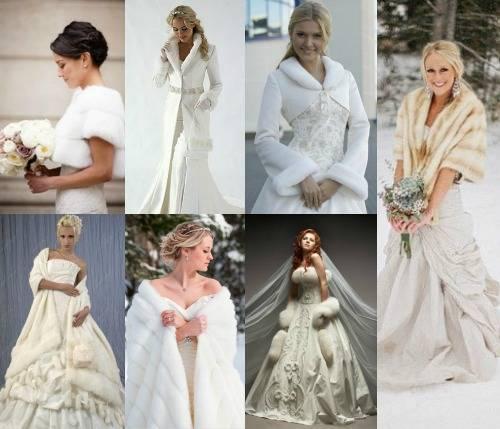 Какое платье одеть невесте