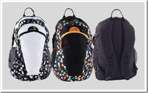 Объём рюкзака