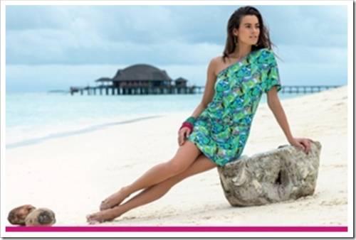 Материалы, которые подходят для пляжной одежды