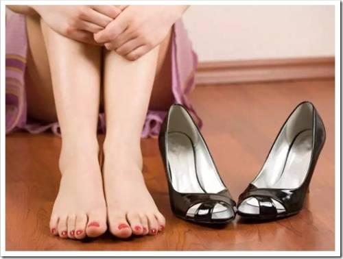 Наиболее популярные методы растяжки обуви