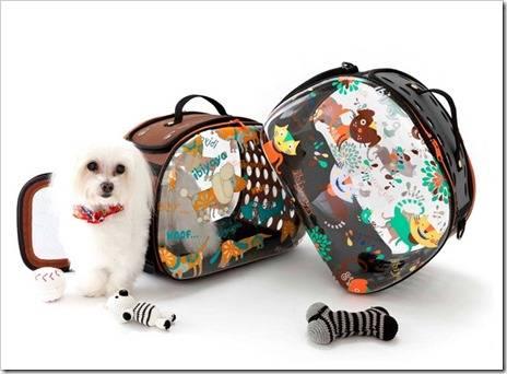 сумка переноска для собаки