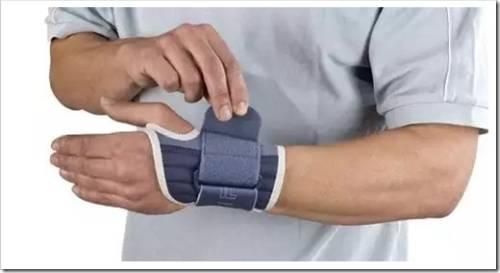 Лечение воспалений в запястье