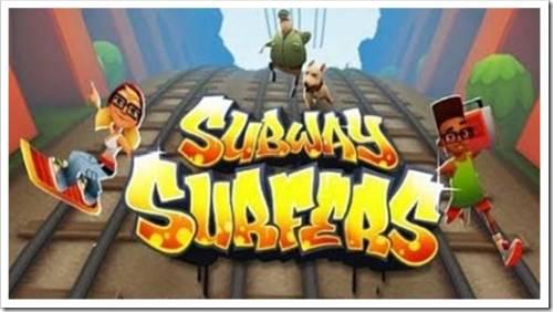 Почему игра Сабвей Сёрф так популярна среди детей?
