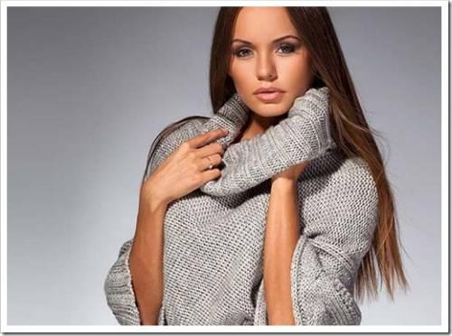 Какие модели свитеров должны быть в гардеробе