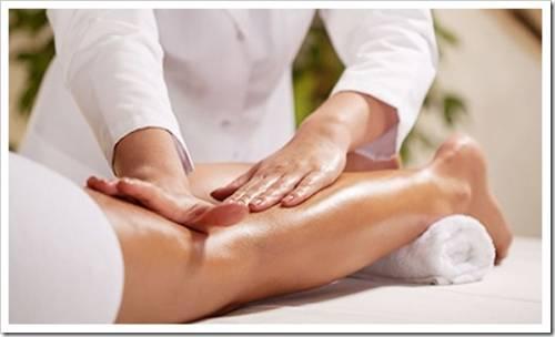 Лимфодренажный массаж всего тела