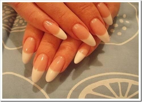 Наращивание ногтей гелем: преимущества