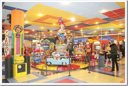 Игрушки для игровой комнаты