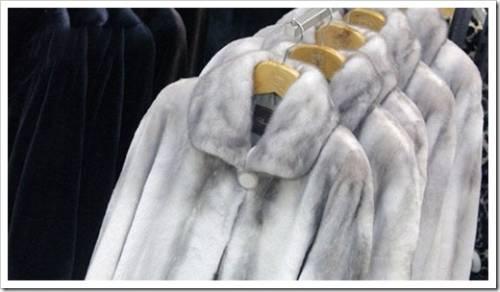 Основные сложности в хранении меховых изделий