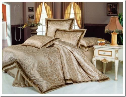 Преимущества сатина, как ткани для постельного белья