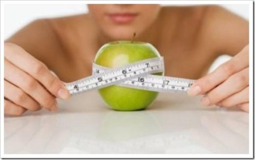 Количество калорий в сутки