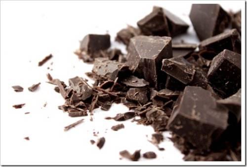 Употребление горького шоколада диабетиками
