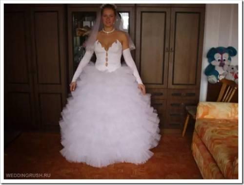 Методы, которые позволят продать свадебное платье
